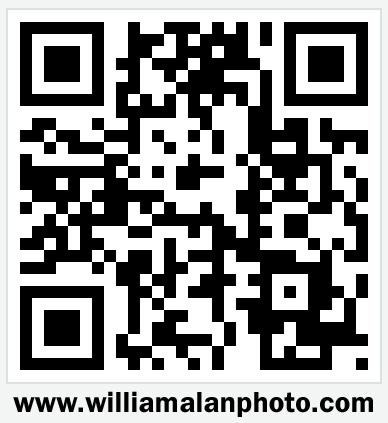 Q R Code William Alan Photo